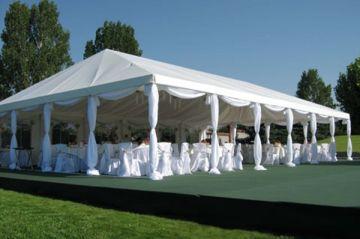 Шатры и тенты для свадьбы