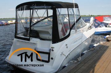 Время зачехлять моторы или стояночные тенты для катеров и лодок